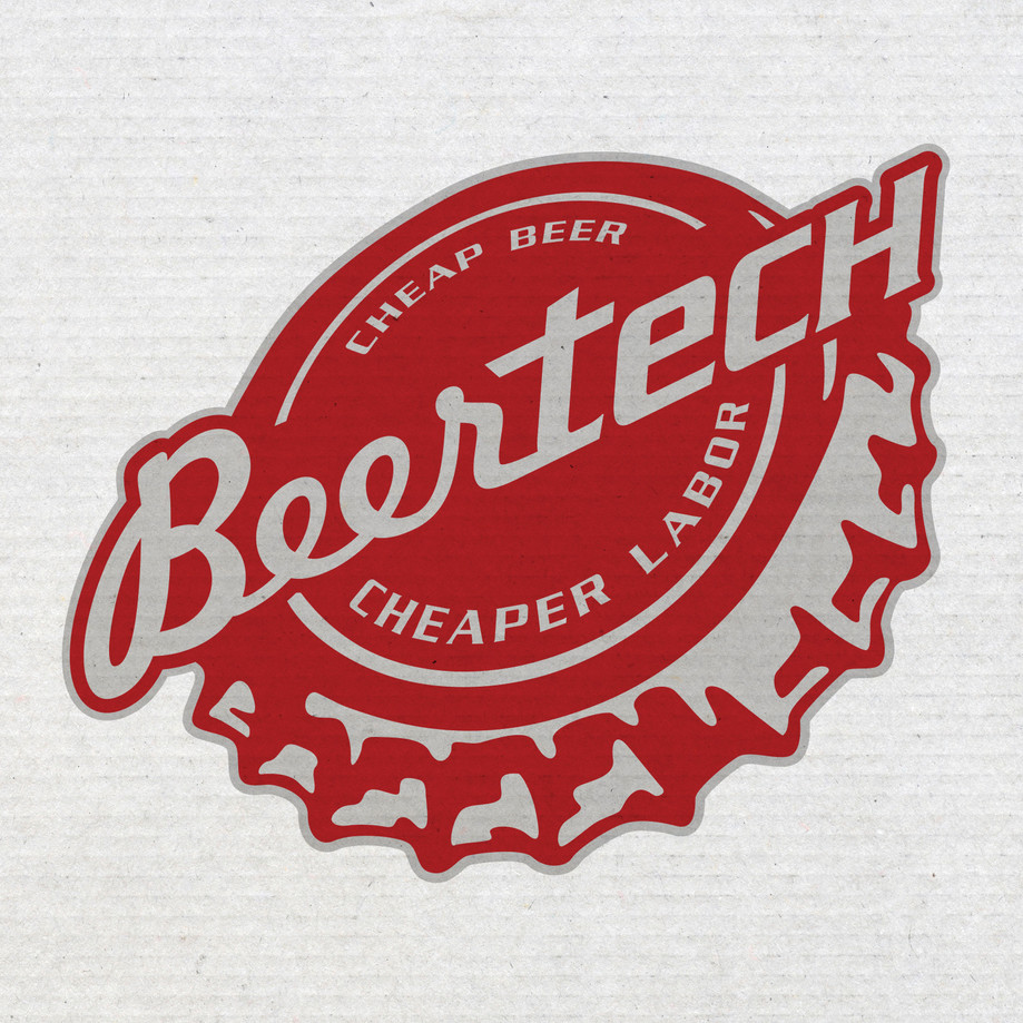 BeerTech Logo Design