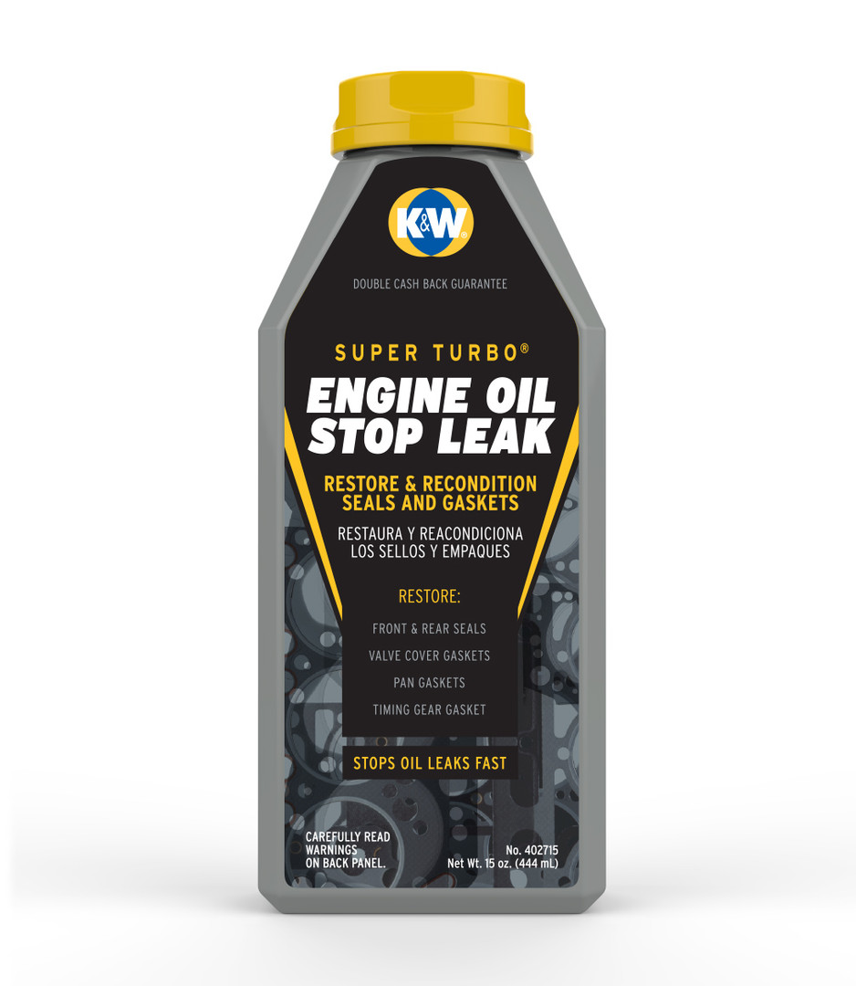 Engine Oil Stop Leak