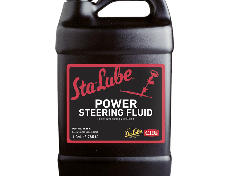Sta-Lube Power Steering Fluid