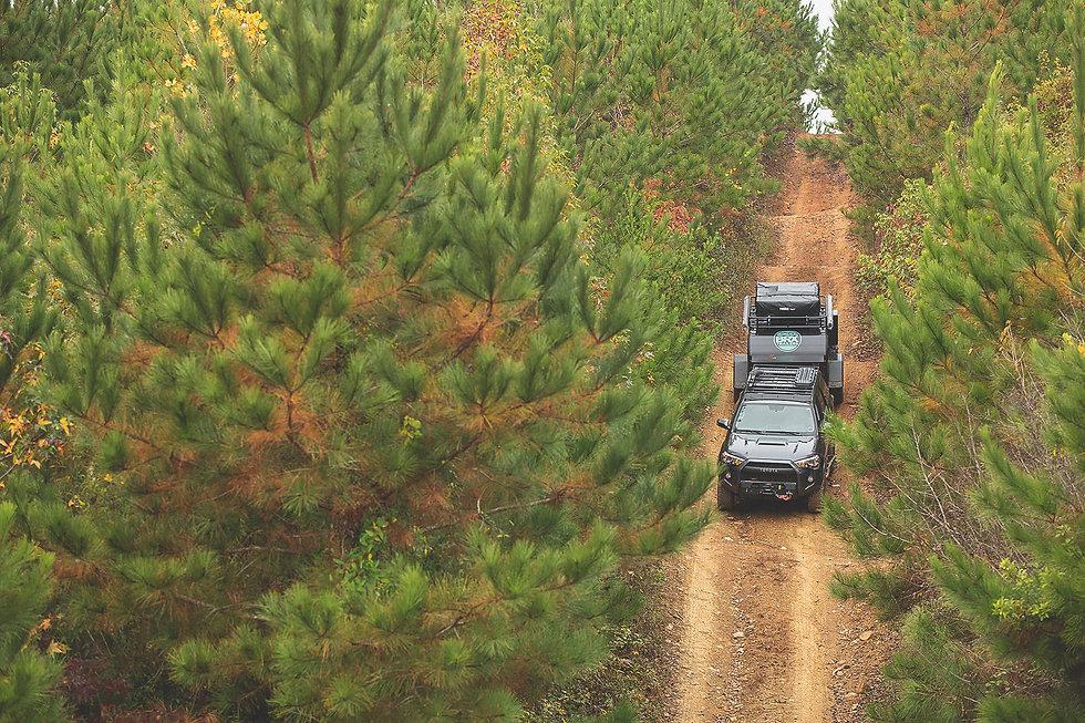 adventure trailer, camping, trailer, off-road