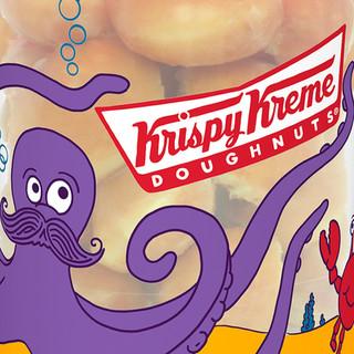 Krispy Kreme Summer Promotion