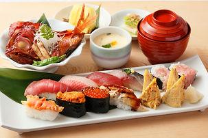 寿司 コース