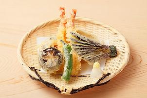 天ぷら 天丼