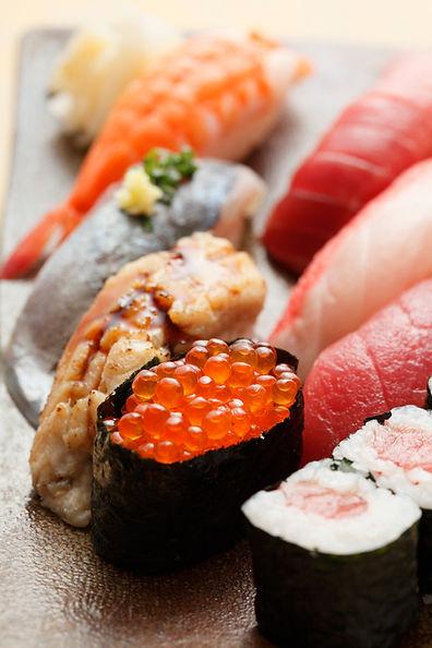 寿司 美味しい