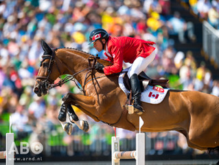 Canadian Show Jumping Team Takes Fourth Following Jump-Off for Bronze  2008 Olympic Champion Eric La
