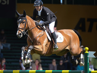 Eric Lamaze Selects Fine Lady 5 as Olympic Mount