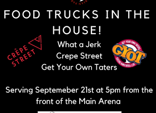 Food Trucks In The House!