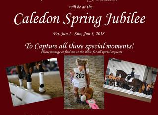 Karie Elizabeth will be at Caledon Spring Jubilee.