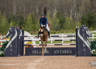 The 2019 show jumping season is underway at Caledon Equestrian Park
