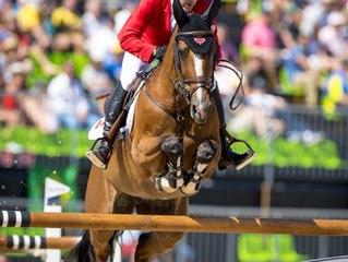 2008 Olympic Champion Eric Lamaze Anchors Canadian Team in Rio