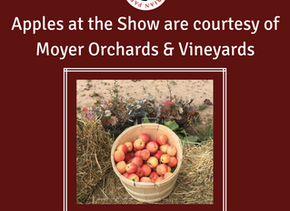 Thank you Moyer Orchards & Vineyards!