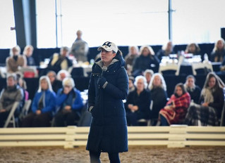 Dujardin Delights at Caledon Equestrian Park Master Class