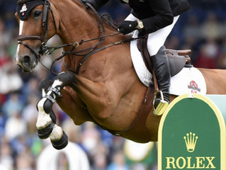 Eric Lamaze Wins in Germany with Fine Lady 5