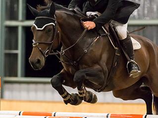 Hugh Graham Headlines Friday Night at CSI2* Canadian Show Jumping Tournament