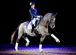 Three-time Olympic Gold Medallist Charlotte Dujardin  Returns to Canada