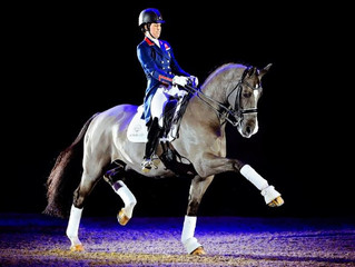Riders Announced for Charlotte Dujardin Clinic