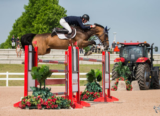 Coyle, Ballard and White keep rolling at Classic @ Palgrave CSI2* Phase 2