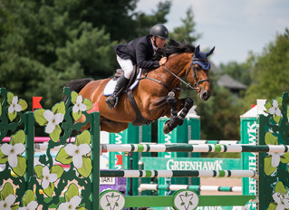 Jim Ifko Scores Back-to-Back CSI2* Victories at Caledon Equestrian Park