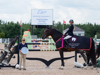 Kim Farlinger and Stanley Stone grab second Grand Prix win of season at Summer Festival