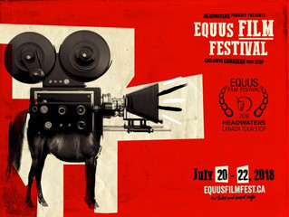 The EQUUS Film Festival Gallops to Canada - Headwaters Horse Country