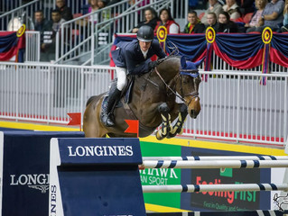 Darragh Kenny Brings Luck of the Irish to the Royal Horse Show