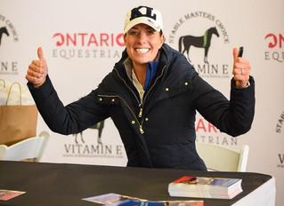Second Day a Success as Dressage Master Class with Charlotte Dujardin Wraps-Up at Caledon Equestrian