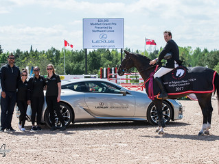Coyle wins twice, Kocher sails through Grand Prix jump-off to wrap up the Classic at Palgrave CSI2*
