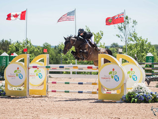 Christine Wiggins and Evalien win $25,000 Grand Prix at CEP's Summer Classic