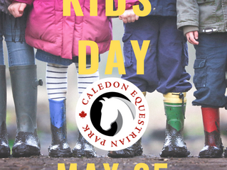 May 25 is Kids Day!