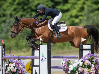 Big wins by Millar, Fagerström, Pegg highlight two weeks of show jumping action at Caledon Equestria