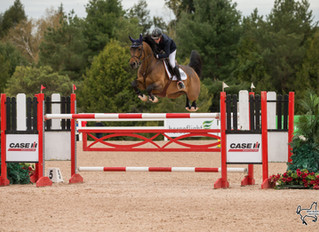 Beth Underhill Scores Double Victory at CSI2* Caledon National