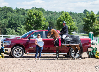 Jim Ifko and Un Diamant Des Forets win $50K Grand Prix, $35K Jumper Classic at second phase of Caled