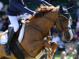 Conor Swail and Martha Louise Are Victorious in RBC Grand Prix, Presented by Rolex, at Spruce Meadow