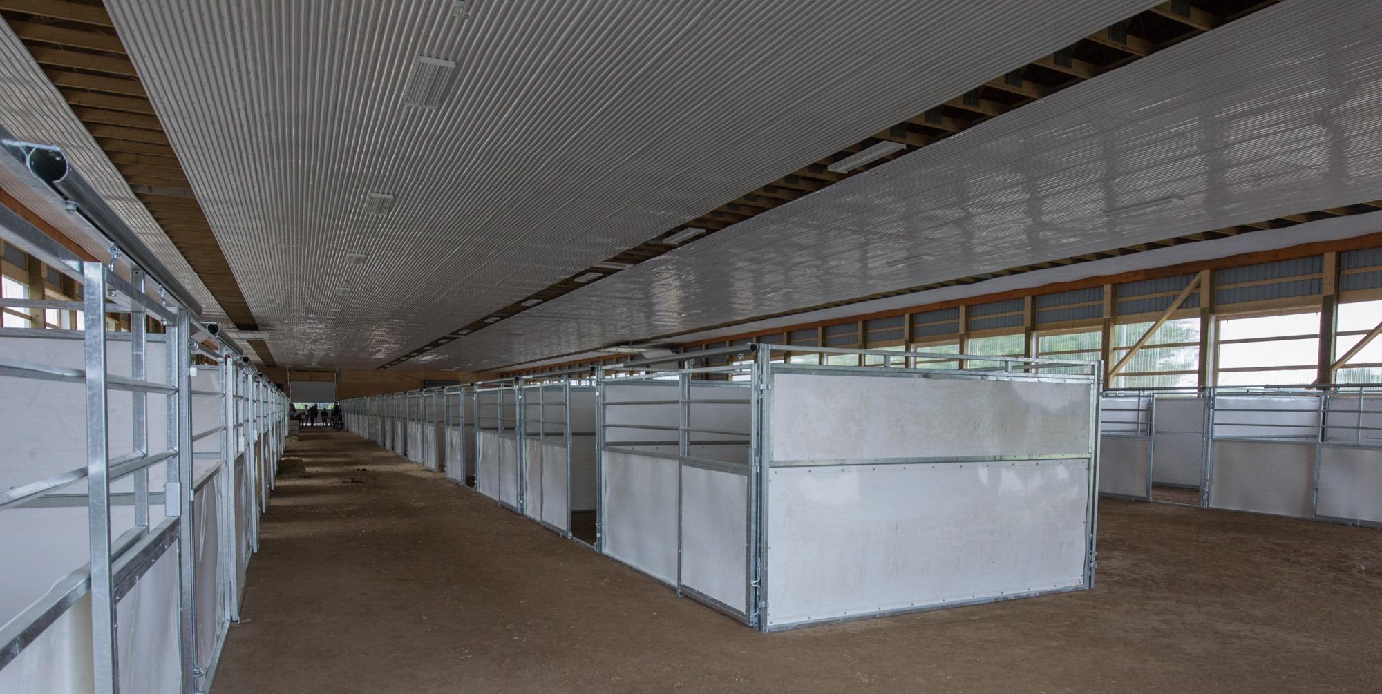 2015 Indoor Barn