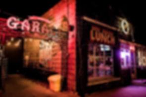 Hi Hat Lounge and Garage