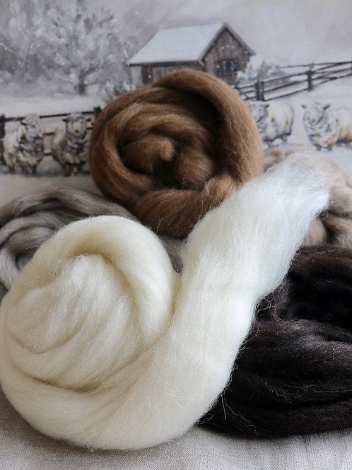 Shetland Wool Colours