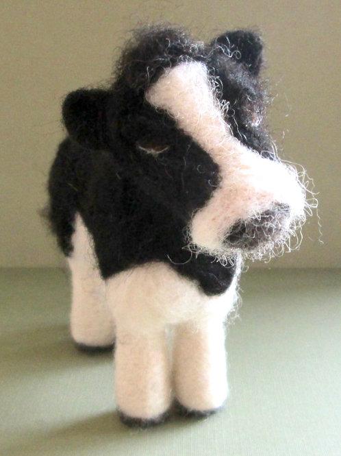 Holstein Cow Kit (makes 1)