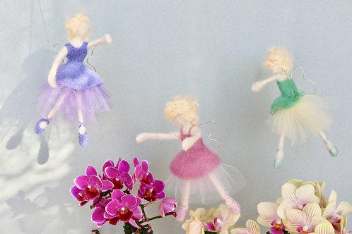 Fairy Ballerina PDF e-Tutorial