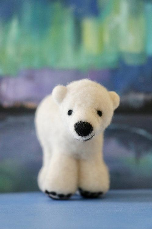 Aurora the Polar Bear Kit (makes 1)