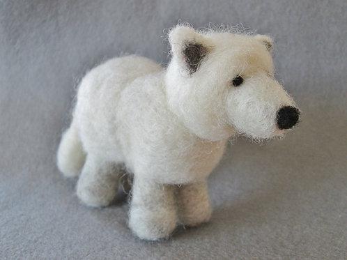 Arctic Fox Kit (makes 1)