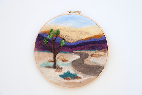 Desert Wool Painting Kit