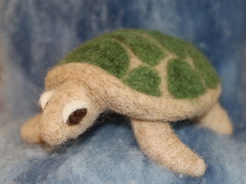 Barrie The Sea Turtle Kit (makes 1)