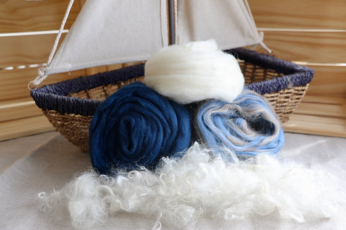 """""""Great Lakes"""" Spinning Fibre"""