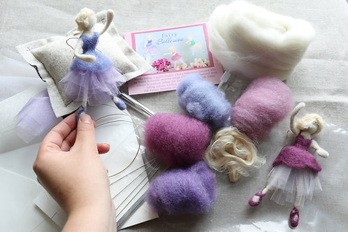 Fairy Felting Pack