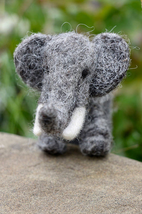 Elephant + Baby Elephant Kit (makes 2)