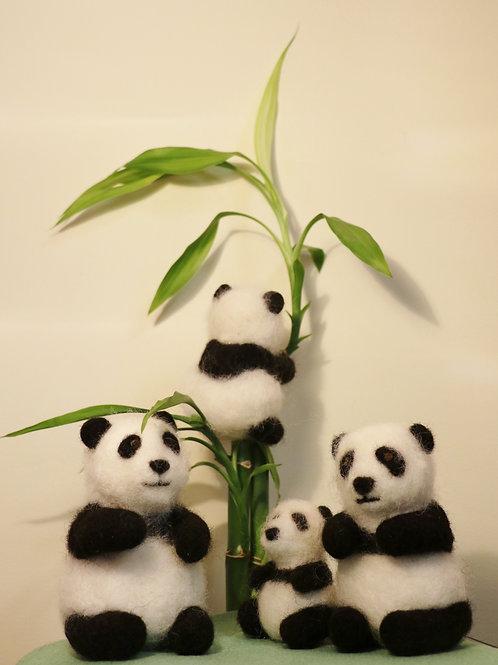 Giant Panda Kit (makes 2)