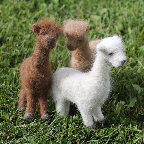 Alpaca / Llama Kit (makes 3)