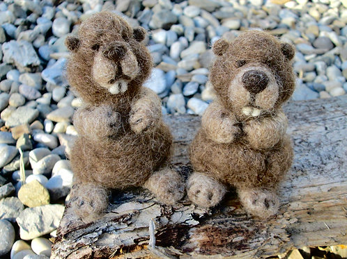 Mr & Mrs Beaver Kit (makes 2)