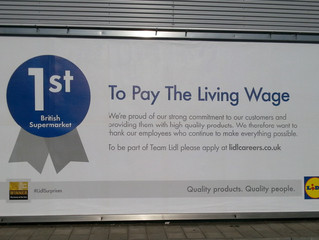 National Living Wage - are you ready?