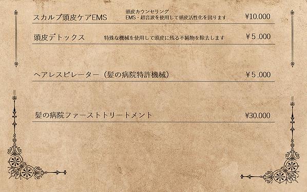 ダーディヘアナチュラルホームぺージ料金表3.png